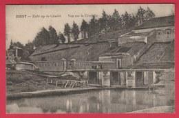 Diest - Zicht Op De Citadel - 1920 ( Verso Zien ) - Diest