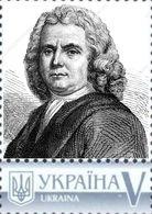 Ukraine 2017, World Medicine, Great Doctor Herman Boerhaave, 1v - Ucrania