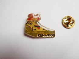 Beau Pin's , Auto Porsche , Sport Proto , 24 Heures Le Mans , Kremer , Kenwood - Porsche