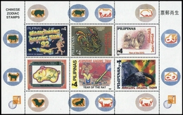 1997, Philippinen, Block 111, ** - Philippines