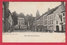 Diest - Marché Aux Grains - 1906 ( Verso Zien ) - Diest