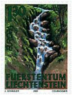 Ref. 77747 * NEW *  - LIECHTENSTEIN . 2001. EUROPA CEPT. WATER; A NATURAL TREASURE. EUROPA CEPT. EL AGUA; RIQUEZA NATURA - Liechtenstein