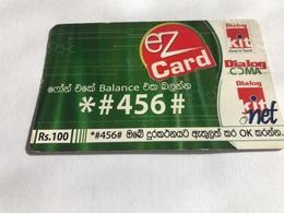 2:522 - Sri Lanka Prepaid - Sri Lanka (Ceylon)