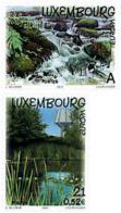 Ref. 77099 * NEW *  - LUXEMBOURG . 2001. EUROPA CEPT. WATER; A NATURAL TREASURE. EUROPA CEPT. EL AGUA; RIQUEZA NATURAL - Lussemburgo