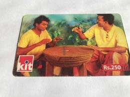 2:526 - Sri Lanka Prepaid - Sri Lanka (Ceylon)
