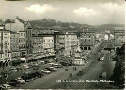 009052  Linz A. D. Donau - Hauptplatz, Pöstlingberg - Linz