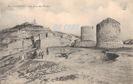 13 16 ALLAUCH Vue Prise Des Moulins - Allauch