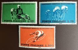 Italy 1962 World Cycling Championships MNH - 1961-70: Nieuw/plakker