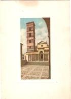 1637/A/FG/20 - TERRACINA (ROMA) - La Cattedrale, Illustratore Dandolo Bellini - Altri