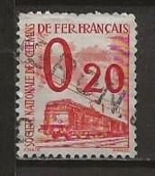 FRANCE:, Obl., CP (petits Colis)n° YT 33, AB - Parcel Post