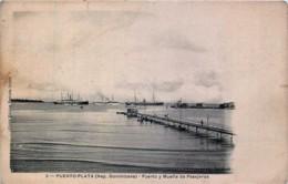 République Dominicaine - Puerto-Plata - Puerto Y Muelle De Pasajeros - Dominicaanse Republiek