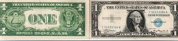 One Dollar Factice 1943 - Propagande Antisémite - Guerre - 2 Scans - Etats-Unis