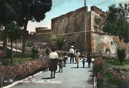 MANFREDONIA-CASTELLO ANGIOINO- - Manfredonia