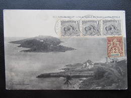 AK Iles Du Salut I'ille Du Diable Guyane 1911 /// D*43155 - Altri