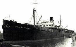 AINO NURMINEN · 14*9 Cm_barco Ship Navire Bateau Seeschiff морской корабль - Otros
