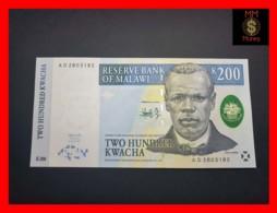 MALAWI 200 Kwacha 1.7.1997  P. 41   UNC - Malawi