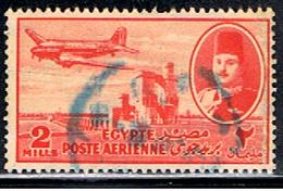 EGYPTE 407 // YVERT 29 // 1947 - Poste Aérienne