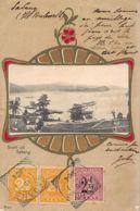 Indonesia - SABANG - General View - Art Nouveau Border - Publ. J. Alberti 211. - Indonésie