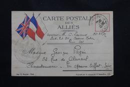FRANCE - Carte FM De Paris Pour Charentonneau En 1939 - L 57070 - Poststempel (Briefe)