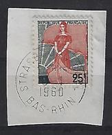 France 1959   Marianne à La Nef  (o) Yvert 1216 - 1959-60 Marianne (am Bug)
