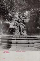 Luxeuil Les Bains (70) - Fontaine De Neptune - Luxeuil Les Bains