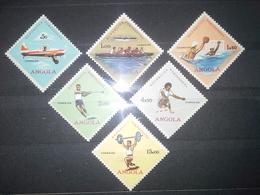 Smail Lot Angola  ** Colonia Portuguesa - Stamps