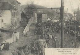Longwy   Le Départ Des Boches Le 12 Novembre 1918 - Longwy