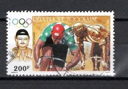 TOGO  PA  N° 643   OBLITERE  COTE 1.00€      JEUX OLYMPIQUES SEOUL - Togo (1960-...)