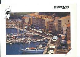 BONIFACIO    ( CORSE DU SUD  )  LE PORT ET LE QUAI GÉRÔME-COMPARETTI - Francia