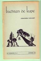 ©1966 11 KAPELLEN OOSTVLETEREN Vleteren IEPER Van Over De Schreve BERGUES Nr 1 HEEMKUNDIGE KRING BACHTEN DE KUPE Z353-13 - Vleteren