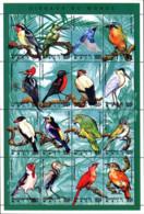 Ref. 289726 * NEW *  - MALI . 1995. FAUNA - BIRDS OF THE WORLD. FAUNA - AVES DEL MUNDO - Mali (1959-...)