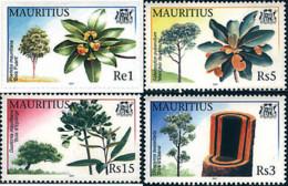 Ref. 100218 * NEW *  - MAURITIUS . 2001. FLORA. FLORA - Mauricio (1968-...)