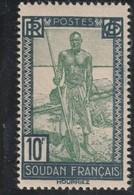 SOUDAN  Timbre De 1931-38  N°87 ** - Soudan (1894-1902)