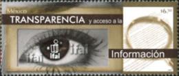 Ref. 184868 * NEW *  - MEXICO . 2005. TRANSPARENCY AND ACCESS TO INFORMATION. TRANSPARENCIA Y ACCESO A LA INFORMACION - Mexiko