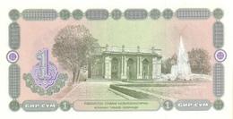 Uzbekistan P.73-74  1-3  Sum 1994 2 Notes  Unc - Uzbekistan