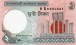 BANGLADESH 2 TAKA 2003 P-6Cf  UNC - Bangladesh