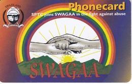 TARJETA DE SWAZILAND DE SWAGAA - Swaziland