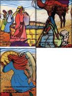 Ref. 367231 * NEW *  - MICRONESIA . 1998. ISRAEL 98. INTERNATIONAL PHILATELIC EXHIBITION. ISRAEL 98. EXPOSICION FILATELI - Micronésie