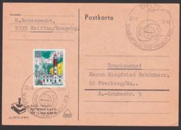 ERFURT SoSt. Sojus Apollo Testprojekt 1975, Drucksache 22.7.75 - DDR