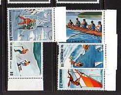 1983 Winter Marine Sports MNH (267) - Ongebruikt