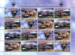 Ref. 198753 * NEW *  - MOZAMBIQUE . 2002. WWF. WWF - Mozambique