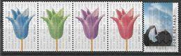 2000 PAYS BAS 1807 A-E ** Fleur, Mangeur De Hareng - 1980-... (Beatrix)