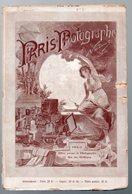 (photo)  Revue PARIS PHOTOGRAPHE NADAR 3e Année N°7   Planche Photos: Mlles Lamarre Et Cernay  (juil 1893) - Photographie