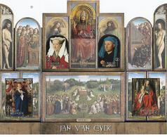 Belg. 2020 - L'Agneau Mystique - Jan Van Eyck ** - Nuovi