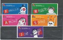 5  Tickets De Transport (utilisés) TCL Lyon  2015  Motifs - Otros