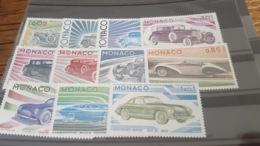 LOT 496581 TIMBRE DE MONACO NEUF** LUXE - Monaco