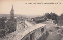 CAEN : Le Château N°15 - Caen