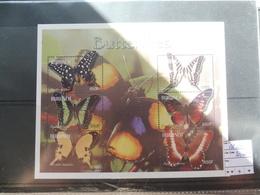 Burundi Serie Bloc 144 Papillons / Vlinders Neuf ** - Burundi