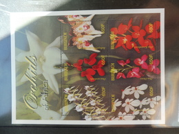 Burundi Serie Bloc 150 Orchidée / Orchids Neuf ** - Burundi