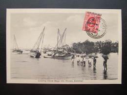 AK ZANZIBAR Tanzania Uganda Ca.1910 // D*43176 - Tansania